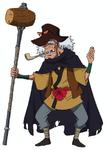 Naguri Anime Concept Art