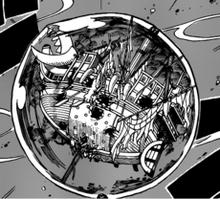 Navio Revestido de Gyro