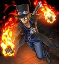 One Piece Burning Blood Revolutionary Sabo (Artwork)