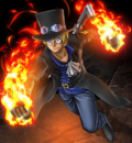 One Piece Burning Blood Revolutionary Sabo (Artwork)