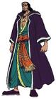 Seni Konsep Anime Nefertari Cobra