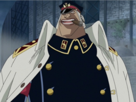 Shiliew in Marineford