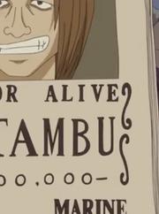 Tambu Avis de Recherche