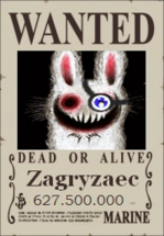 Zagryzaec Wanted Poster