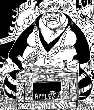 Dadan Manga Après Ellipse Infobox