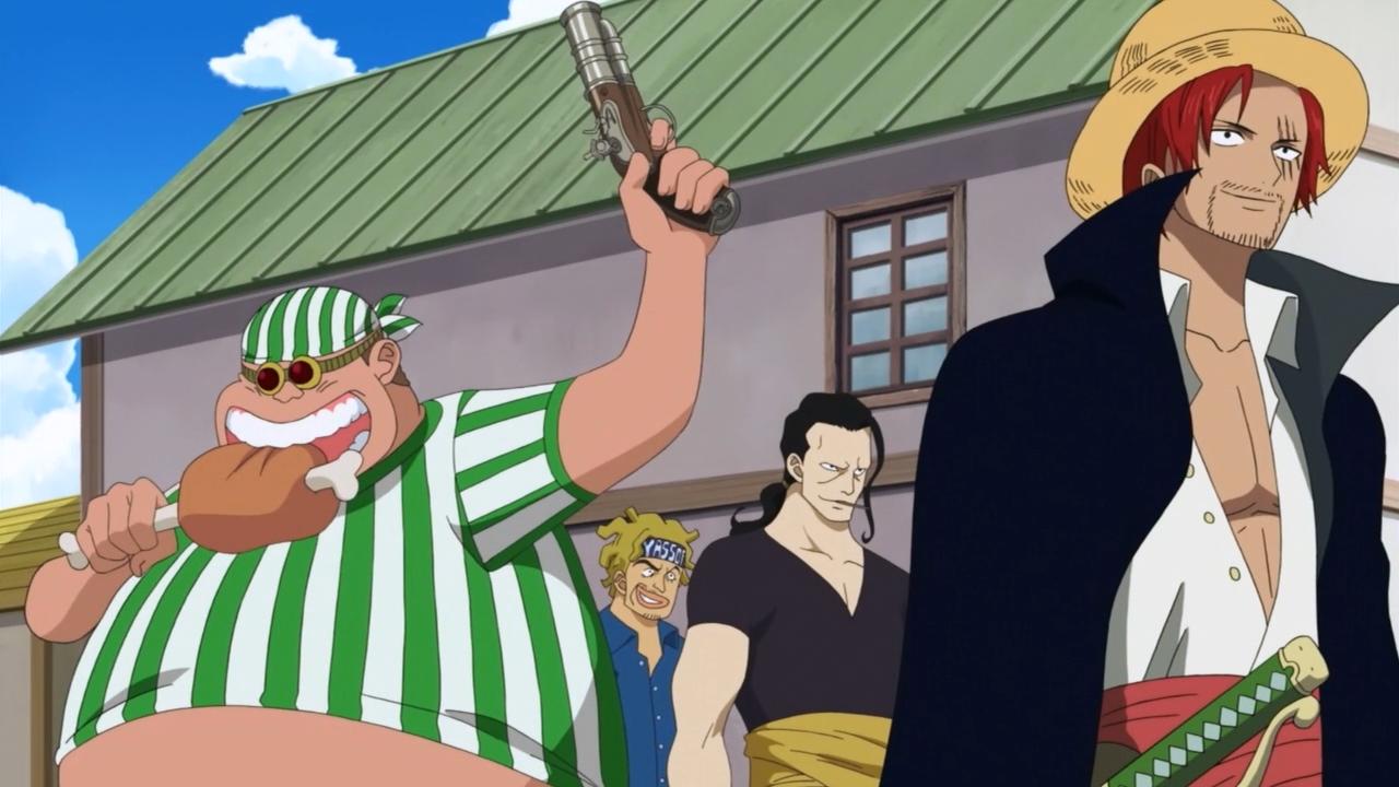 Benn Beckman One Piece Wiki Fandom