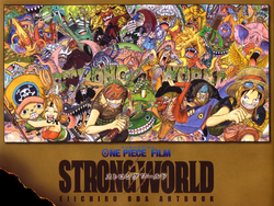 Strong World Artbook