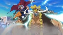 Инуараси атакует Джека ногой