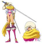 Charlotte Smoothie Anime Concept Art