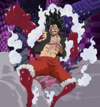 Gear Fourth Snakeman