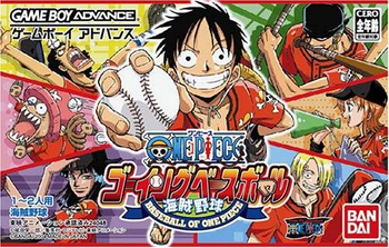 One Piece: Going Baseball