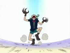 Sham's Cowardly Running