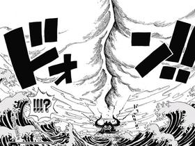 Choc du combat Big Mom vs Kaido