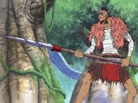 Kamakiri's Spear