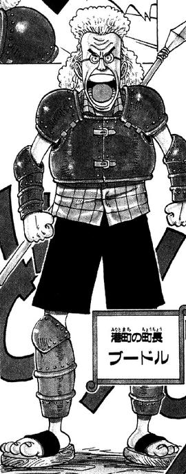Manga Boodle Pre Timeskip Infobox