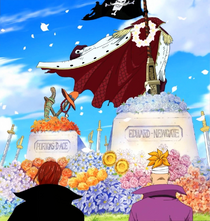 Tomb of Ace and Whitebeard