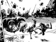 Мугивары спасаются от Зевса