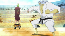 Bartolomeo vs Hack