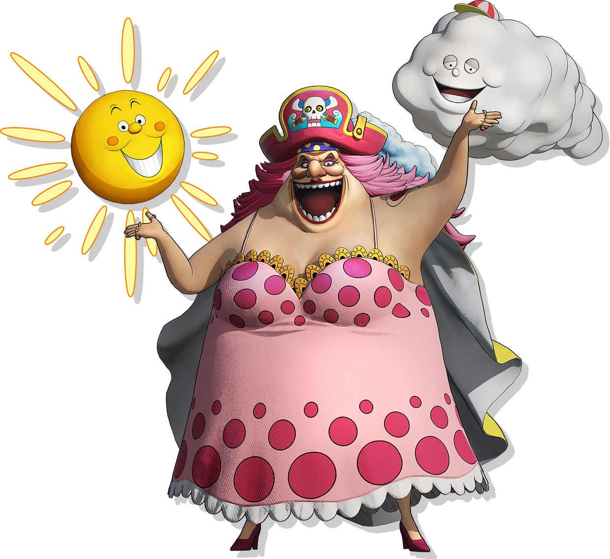 Big Mom Pirate Warriors 4