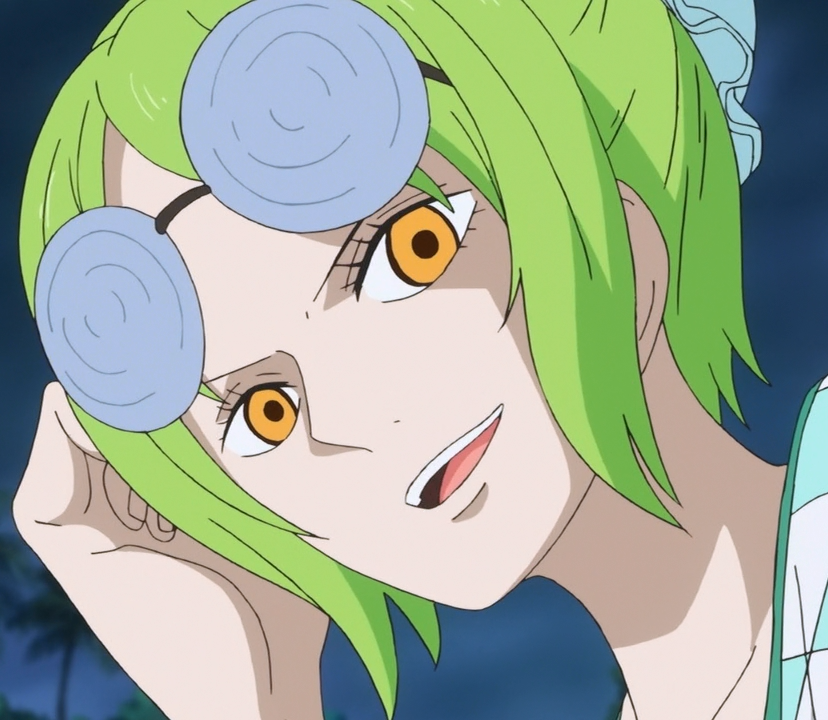Image - Monet at Age 20 No Glasses.png | One Piece Wiki | FANDOM powered by Wikia