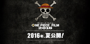 One Piece 2016 Announcement