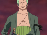Roronoa Zoro/Personality and Relationships