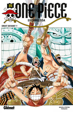 Tome 15 Couverture VF Infobox