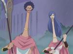 Tribu des Serpentins Anime Infobox