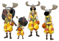 Usopp Film 14 Tenue 2