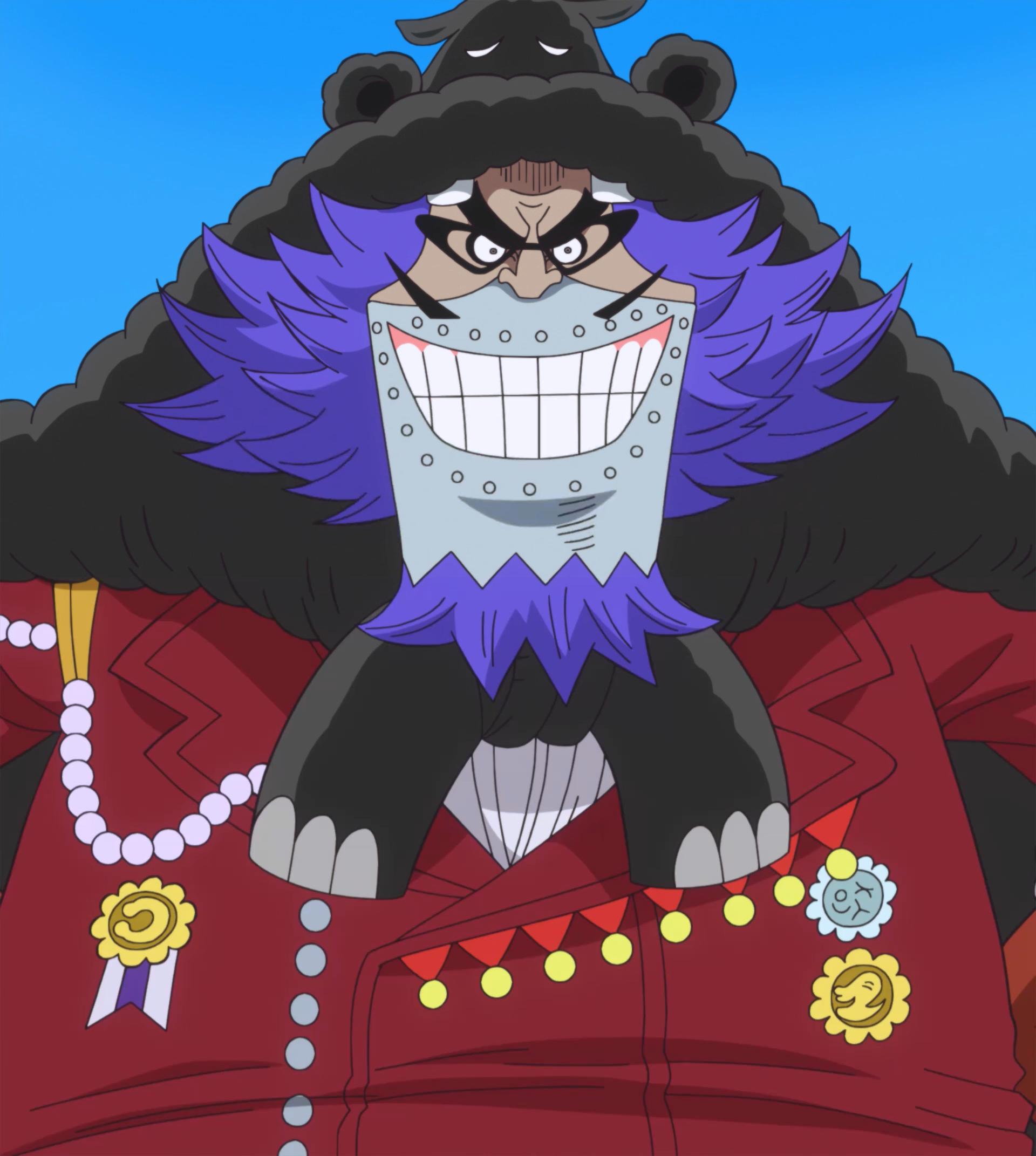 Wapol | One Piece Encyclopédie | Fandom