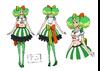 Ann Anime Concept Art