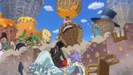 Big Mom Attacks Peanuts Town