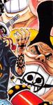 Buffalo Manga Color Scheme