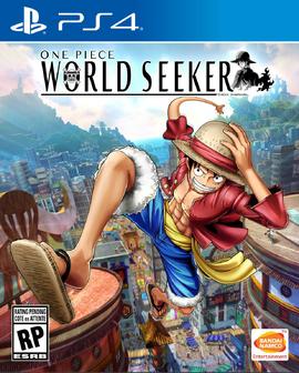 One Piece World Seeker Infobox