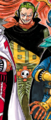 Skema Warna Vinsmoke Yonji Manga