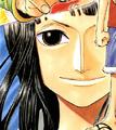 Brown eyed Manga Robin