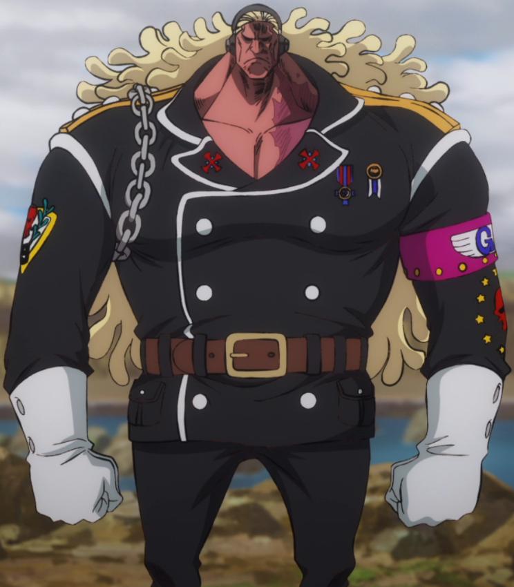 Douglas Bullet | One Piece Wiki | FANDOM powered by Wikia