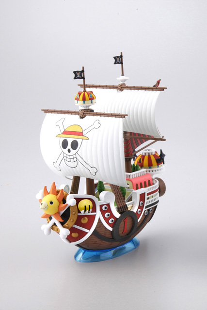 Ship Spade Pirates Model Kit 15 CM ONE PIECE