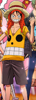 Luffy Movie 12 First Outfit
