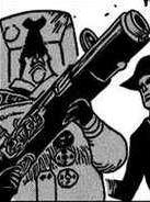 Saint Jalmack manga Infobox