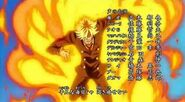 Sanji fights hkd
