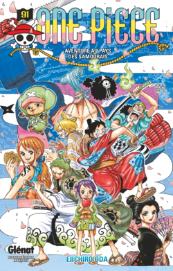 Tome 91 Couverture VF Infobox