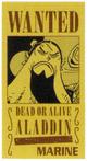 Aladdin Avis de Recherche