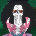 Brook Post Timeskip Anime Portrait