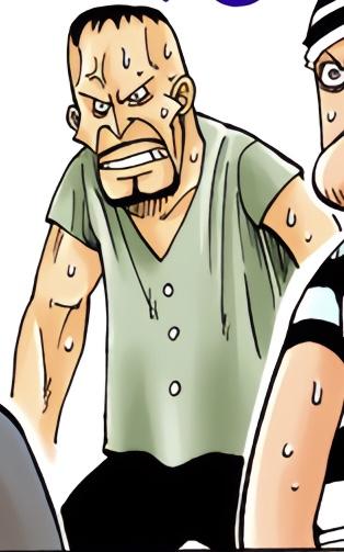 Heppoko in Digitally Colored Manga