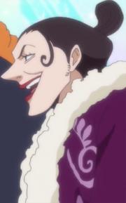 Lemoncheese prima apparizione nell'anime