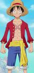 Monkey D. Luffy Anime Pasca Timeskip Infobox