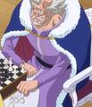 Vestimenta de Riku Dold III en el arco del Levely