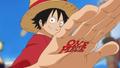 We Go! Luffy Logo