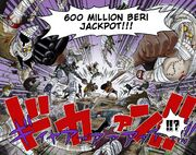 600 Million Belly Jackpot
